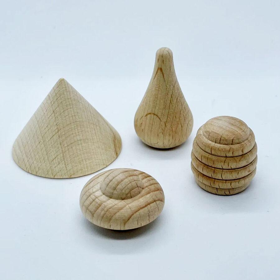 Wooden Loose Parts Set