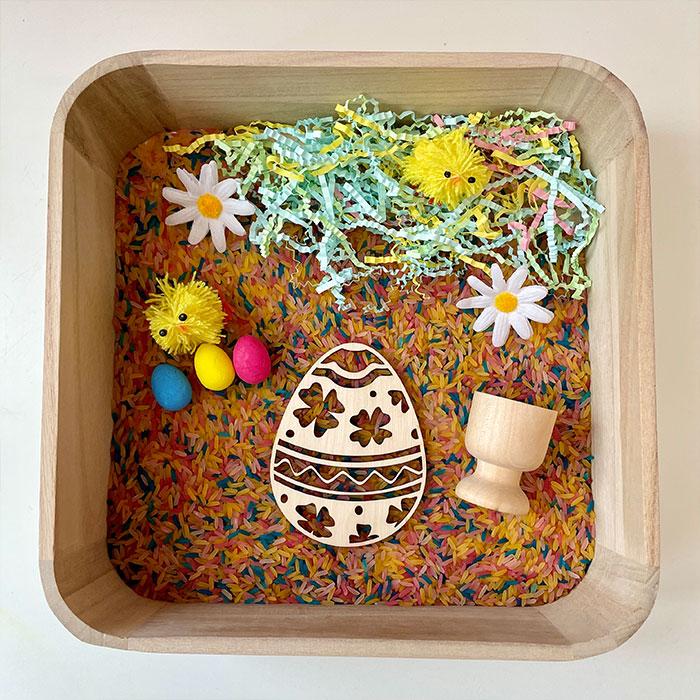 Easter Sensory Kit